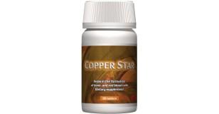 STARLIFE COPPER STAR, 90 tbl - Réz tatrtalmú étrend-kiegészítő (STARLIFE-1670)