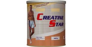 STARLIFE CREATINE STAR, 500 g - Kreatint tartalmazó porkészítmény sportolóknak, testépítőknek, nehéz fizikai munkát végzőknek (STARLIFE-4533)