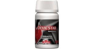 STARLIFE DEVIL STAR, 60 tbl - növényi kivonatokat tartalmazó étrend-kiegészítő férfiak suámára (STARLIFE-1677)