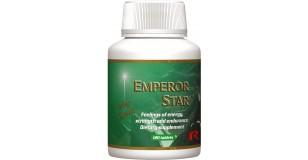 STARLIFE EMPEROR STAR, 60 tbl - Gyógynövényeket tartalmazó tabletta kalciummal az immunrendszer egészségéért és a vitalitásért, étrend-kiegészítő (STARLIFE-124