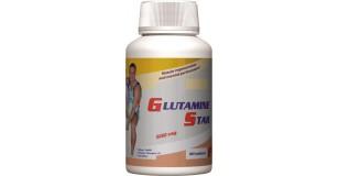 STARLIFE GLUTAMINE STAR, 90 tbl - Glutaminsavat tartalmazó kapszula sportolóknak, nehéz fizikai munkát végzőknek (STARLIFE-4566)