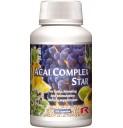 STARLIFE ACAI COMPLEX STAR, 60 cps - az emésztés és az immunitás segítésére (STARLIFE-1195)