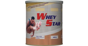 STARLIFE WHEY STAR, 400 g - magas fehérjetartalmú, jó minőségű fehérjekoncentrátum (STARLIFE-4590)