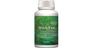 STARLIFE WILD YAM, 90 kapszula (cps) - Ideggyökér tartalmú étrend-kiegészítő a szervezet harmonizálására (STARLIFE-2742)