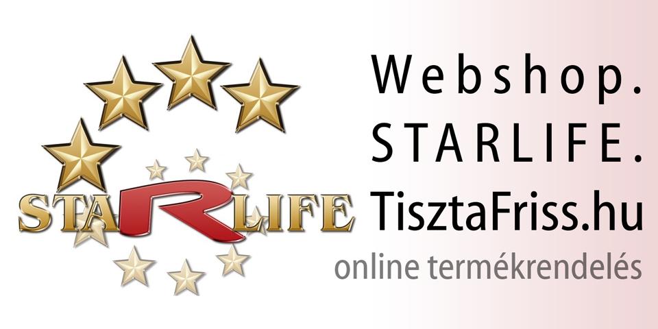 STARLIFE termékek - üdvözlet!
