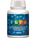 STARLIFE CMF 20, 60 tbl - Kalciumot, magnéziumot, vasat, vitaminokat és nyomelemeket tartalmazó étrend-kiegészítő tabletta (STARLIFE-1528)