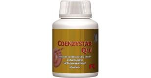 STARLIFE COENZYSTAR Q10, 60 sfg - Q10 koenzimet és E-vitamint tartalmazó lágyzselatin kapszula (STARLIFE-1117)