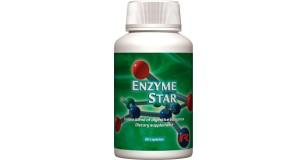 STARLIFE ENZYME STAR, 60 cps - egyedi emésztőenzim-keverék kapszula (STARLIFE-1044)