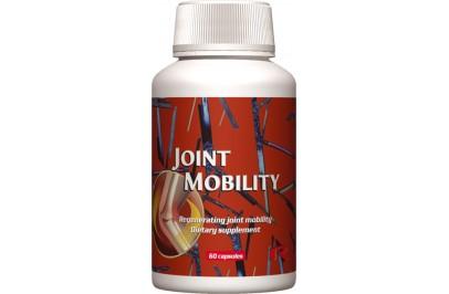 STARLIFE JOINT MOBILITY, 60 cps - II típusú kollagént, lenmag-port, magnéziumot, cinket, mangánt és rezet tartalmazó étrend-kiegészítő kapszula (STARLIFE-1070)
