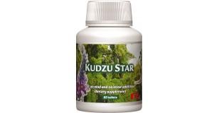 STARLIFE KUDZU STAR, 60 tbl - alkohol- és nikotinfüggőség esetén (STARLIFE-2622)