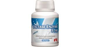STARLIFE LACTASE ENZYME STAR, 60 sfg - tejcukor-intolerancia esetén alkalmazható (STARLIFE-1068)