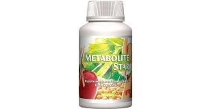 STARLIFE METABOLITE STAR, 60 sfg - lecitin, Kelp és B6-vitamin az idegrendszer, az emésztőrendszer és a pajzsmirigy működésének támogatására (STARLIFE-1570)