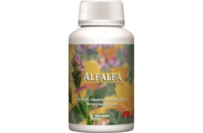 STARLIFE ALFALFA, 60 tbl - Lucernamag kivonatot tartalmazó étrend-kiegészítő tabletta (STARLIFE-2701)