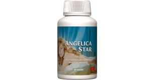 STARLIFE ANGELICA STAR, 60 cps - Kínai angelika gyökér kivonatát tartalmazó kapszula bromelinnel és C-vitaminnal (STARLIFE-1133)