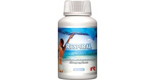 STARLIFE RESPIRAL, 60 cps - Gyógy- és fűszernövényeket tartalmazó étrend-kiegészítő kapszula a légzőrendszer támogatására (STARLIFE-2738)