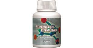 STARLIFE SUPEROXIDE DISMUTASE, 60 tbl - Antioxidáns hatású étrend-kiegszítő (STARLIFE-7244)
