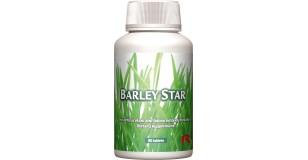 STARLIFE BARLEY STAR, 90 tbl - Árpafű alapú étrend-kiegészítő tabletta (STARLIFE-7105)