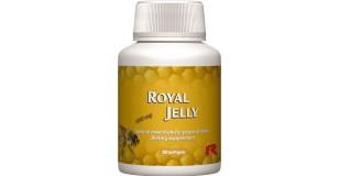 STARLIFE ROYAL JELLY, 60 sfg - Méhpempő és szójabab olaj tartalmú lágyzselatin kapszula étrend-kiegészítő készítmény (STARLIFE-7220)