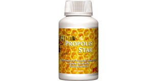 STARLIFE PROPOLIS STAR 60 kapszula (cps) 500mg (STARLIFE-7211)