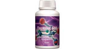 STARLIFE TAURINE 600, 60 tbl - Taurin tartalmú étrend-kiegészítő tabletta (STARLIFE-7288)