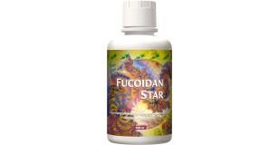 STARLIFE FUCOIDAN STAR, 500 ml - Gyümölcslé sűrítményeket és barnaalga kivonatot tartalmazó étrend-kiegészítő oldat (STARLIFE-1880)