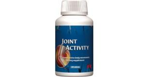 STARLIFE JOINT ACTIVITY, 60 tbl - Glükózamin-szulfát, MSM, kondroitin-szulfát, kollagén, citrus bioflavonoid kivonat és tömjénfa kivonat tartalmú étrend-kiegészítő kész