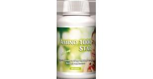 STARLIFE AMINO 1000 STAR 60 tabletta - Kollagén és L-ornitin tartalmú étrend-kiegészítő tabletta C-vitaminnal (STARLIFE-4525)