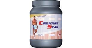 STARLIFE CREATINE STAR, 1500 g (1,5 kg) - Kreatint tartalmazó porkészítmény sportolóknak, testépítőknek, nehéz fizikai munkát végzőknek (STARLIFE-4533)