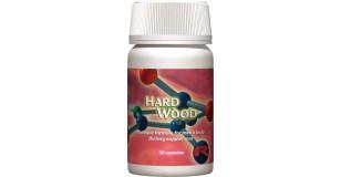 STARLIFE HARD WOOD 30 kapszula - Gyógynövényeket tartalmazó étrend-kiegészítő kapszula taurinnal, E-vitaminnal és nyomelemekkel (STARLIFE-1666)