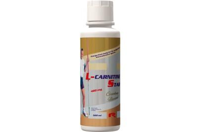 STARLIFE L-CARNITINE STAR 500 ml - L-karnitint, glicint és B6-vitamint tartalmazó, vörös áfonyalé alapú ital-készítmény (STARLIFE-4589)