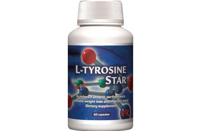 STARLIFE L-TYROSINE STAR 60 kapszula (STARLIFE-7188)